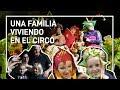 Cirque Du Soleil OVO - Backstage   ¿Cómo es la vida de una familia en el circo?
