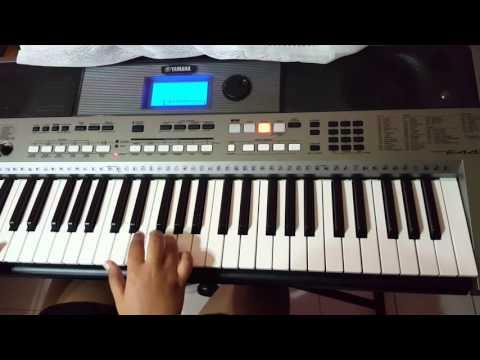 Atharu  Atharu  song keyboard notes and chords from yennai arinthaal