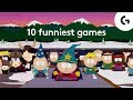 10 funniest games on PC