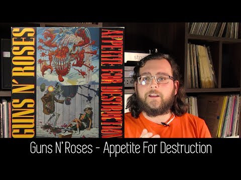 Guns N' Roses – Appetite For Destruction | ALBUM REVIEW