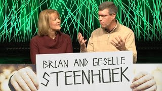 Family Without Fear - Brian & Geselle Steenhoek