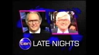 TEN's Late Nights Promo 1991