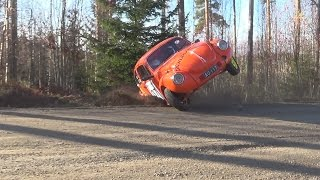 VW Beetle Rally Compilation
