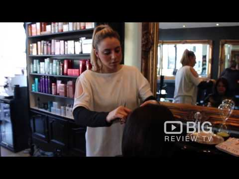 Kinky Curly Straight Hair Salon in Adelaide SA offering Haircut and Hair Styling