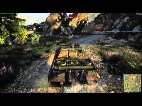 War Thunder: Ground Forces Beta 5- For Eire!