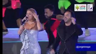 Baixar Luis Fonsi ft Leslie Shaw - Échame la culpa ( Juegos Panamericanos | Lima 2019 )
