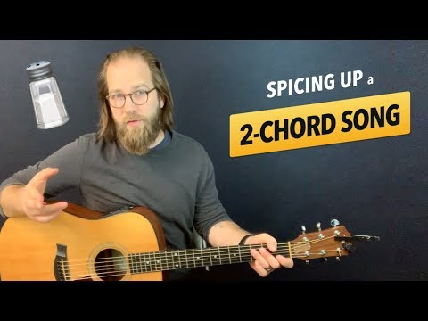 How to spice up a 2-chord song (feat. Tennessee Whiskey) (Practice Log #6)