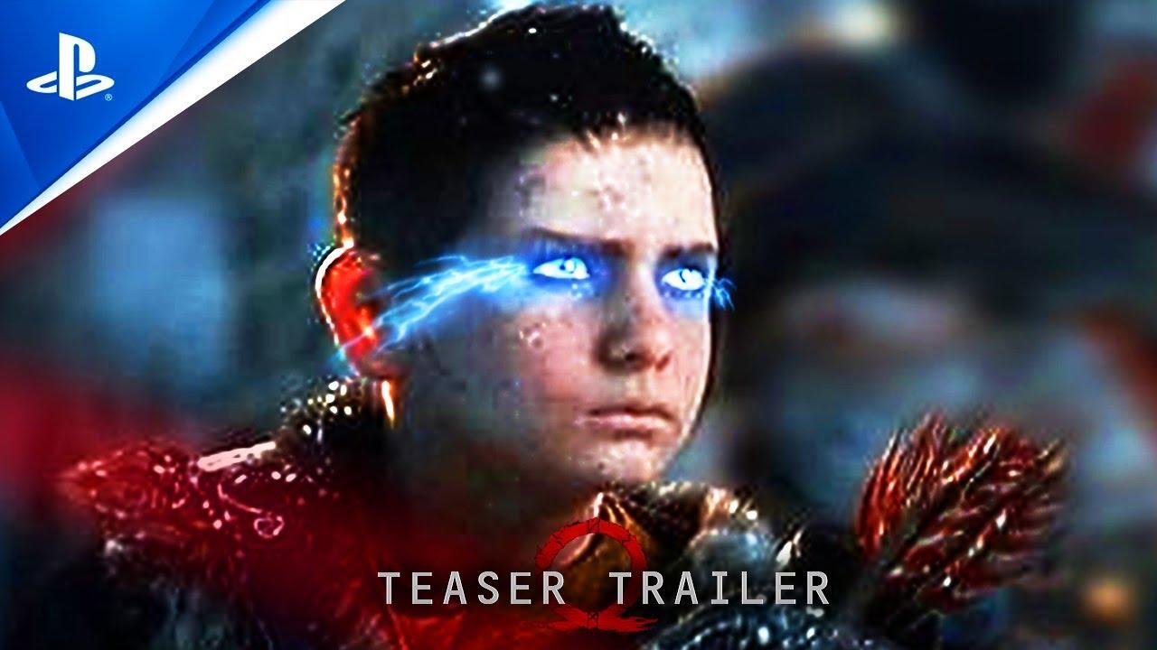 God Of War 5: Ragnarok (2021) - Teaser Trailer Concept | PlayStation 5
