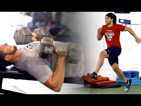 Speed and Upper Baseball Training | Overtime Athletes