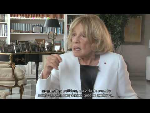 Entrevista com Jeanne Moreau