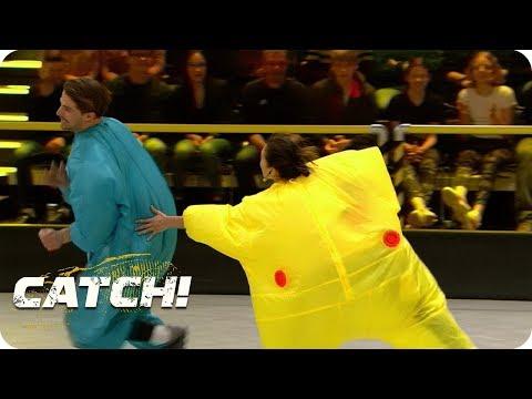 Match 3: King Size - Teil 2 - CATCH! Die Deutsche Meisterschaft im Fangen