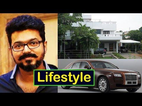 Vijay Lifestyle | Net Worth | Salary | House | Car | Wife | Family| Awards | Biography 2017