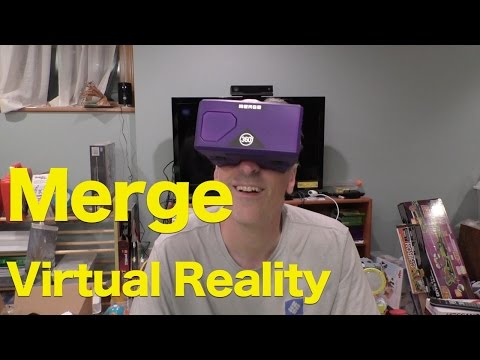 Merge Virtual Reality Headset Review, VR Headset For Under $60