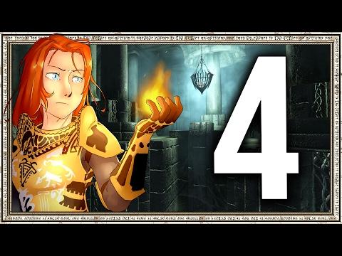 "Dark Plays: The Champion of Cyrodiil Challenge [04] - ""Tomb Raider"""