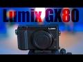 Panasonic Lumix GX80 unboxing (Nederlands)