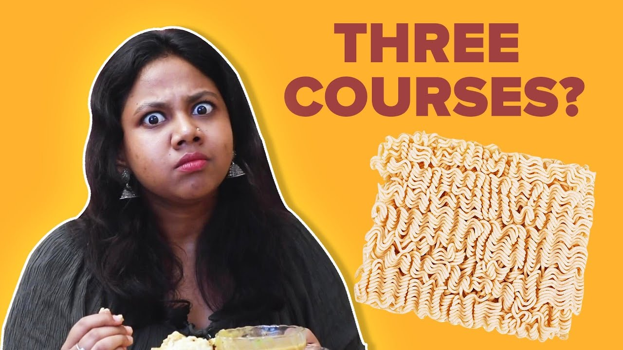 Can I Make A South Indian Meal With Maggi? | BuzzFeed India
