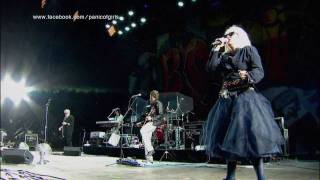 Gambar cover Blondie - Hanging On The Telephone (Live at IOW Festival 2010) HD