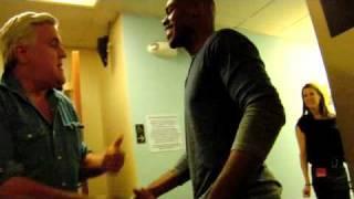 """UFC Light Heavyweight Champion Jon Jones on """"The Tonight Show"""""""