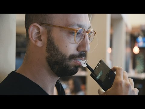 I smoked a smartphone at CES