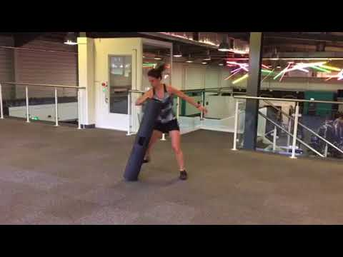 ViPR workout for fitness & Core