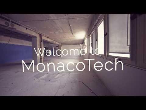 MonacoTech Tour -Before construction work-