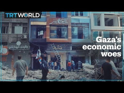 What you need to know about Gaza's devastated economy