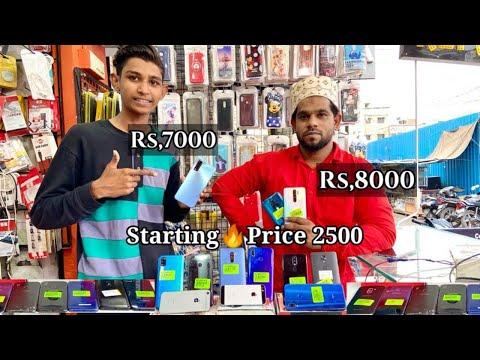 Charminar in Mobile Marker  iPhones CheapestPrice Using Jagdish market oppo vivo Mi realme