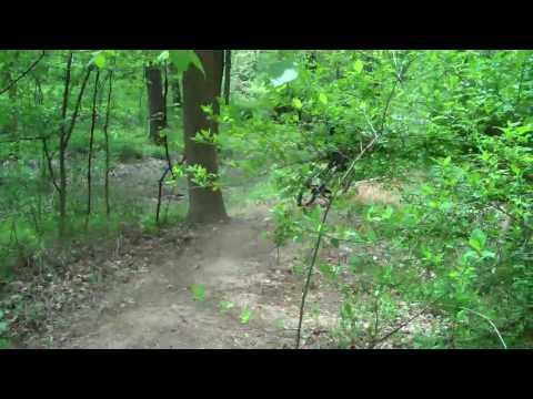 Mountain Biking Bethesda Maryland