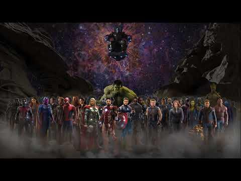 Avengers: Infinity War Soundtrack 100% original mp3 (2018)