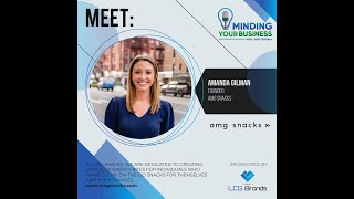 Meet AMG Snacks founder Amanda Gilman
