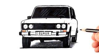 Araba nasıl çizilir  Ehedov Elnur
