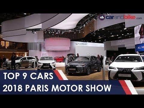 Paris Motor Show: Top 9 Cars | NDTV carandbike