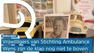 Stichting Ambulance Wens Houdt Zich Kranig Na Overlijden Van Oprichter Kees Veldboer