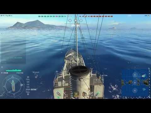 Der Weg der Zerstörer#4 Einmal darf die Isokaze mit ran
