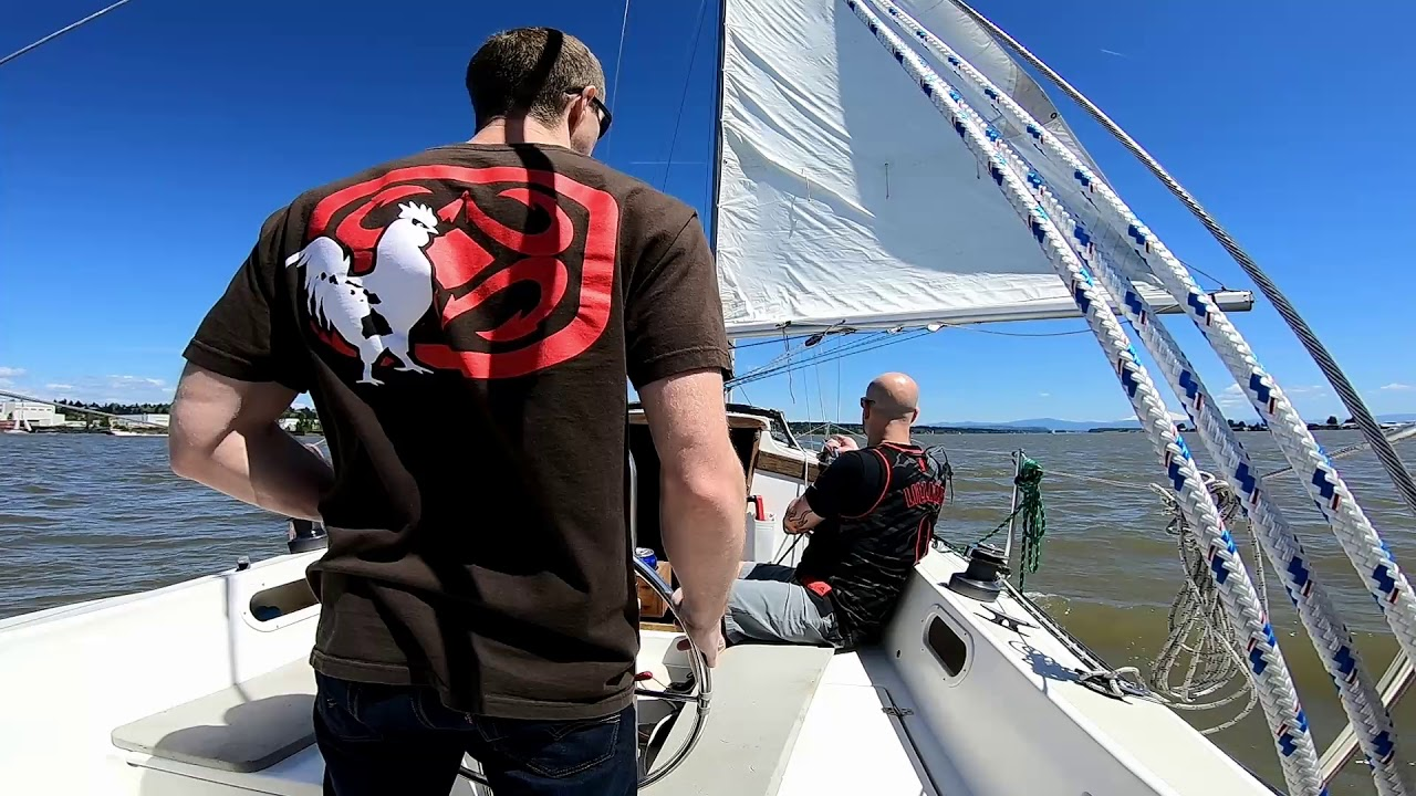 Amateur Hour Sailing 101 - YouTube
