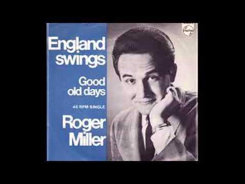 Roger Miller- England Swings (Lyrics in description)- Roger Miller Greatest Hits