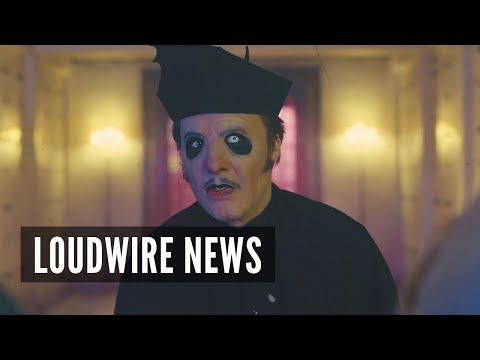 Meet Ghost's New Singer, Cardinal Copia