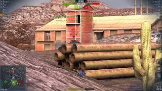 World of Tanks Blitz Game Play (Type 61) v4.0.0