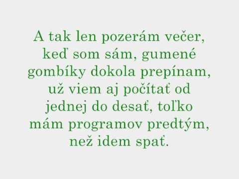 INE KAFE - Čumil -- text