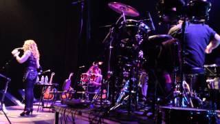 SULLY ERNA: Cast Out Live -State Theatre New Brunswick, NJ 5/31/13