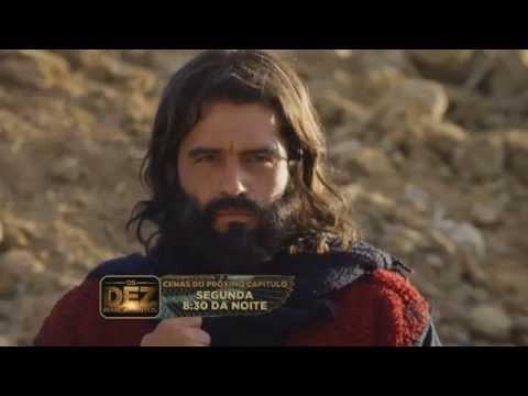 As rãs invadem o Egito em Os Dez Mandamentos!
