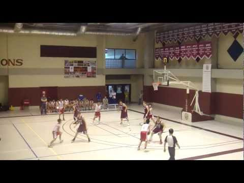 Basketball: Brent 100 Southernside 88