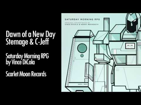 """Dawn of a New Day"" - Stemage & C-Jeff - from Saturday Morning RPG (Vince DiCola)"