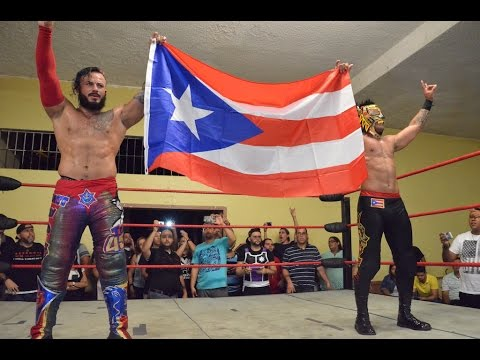 FULL MATCH: Lince Dorado vs Mr 450 100% Lucha en Puerto Rico
