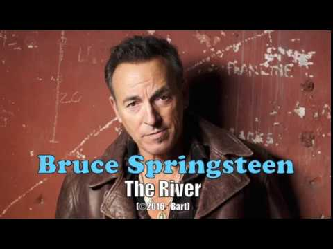 Bruce Springsteen - The River (Karaoke)