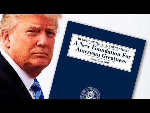 Is Trump's 2018 Budget DOA?
