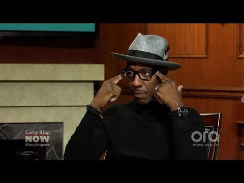 J.B Smoove on the return of 'Curb Your Enthusiasm' | Larry King Now | Ora.TV
