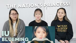 Download lagu MV REACTION | IU (아이유)