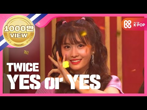 Show Champion EP.291 TWICE - YES Or YES