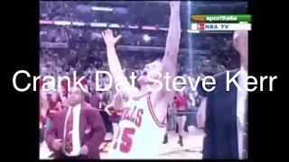 Crank Dat Steve Kerr